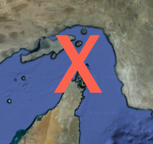 Iran threatens to close down the Strait of Hormuz at all costs