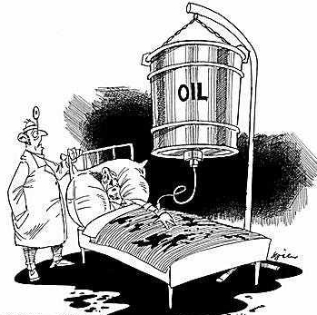 Wrong policy leading to oil shortages